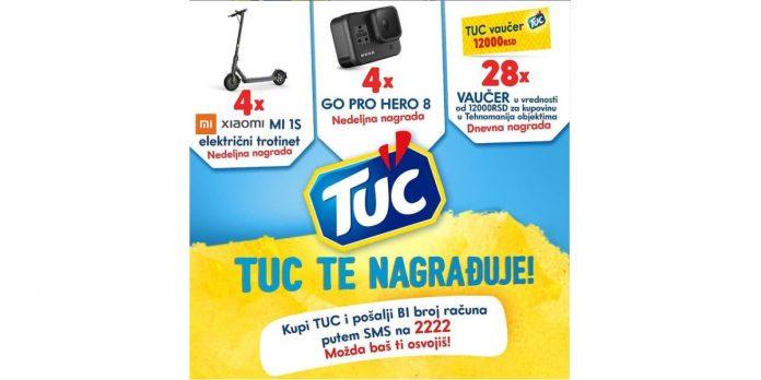 TUC nagradna igra 2021 Srbija